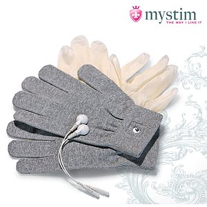 Mystim Magic Gloves - Reizstrom-Handschuhe